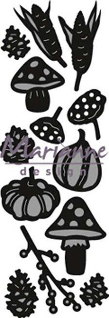 Marianne Design Craftables Die - Autumn