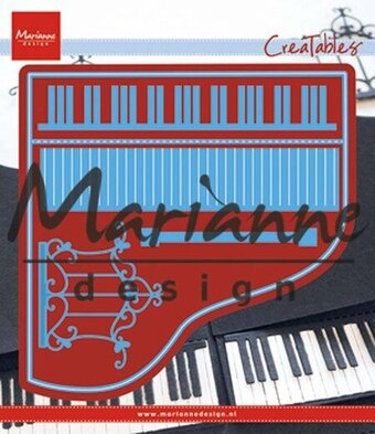 Piano - Marianne Designs Creatables Die
