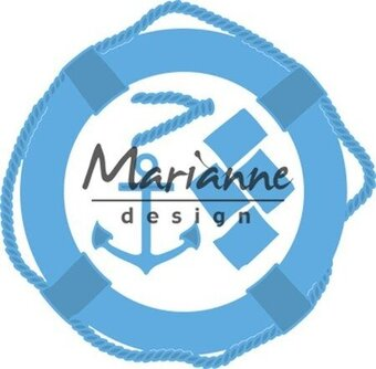 Marianne Designs Craft Die - Nautical Set