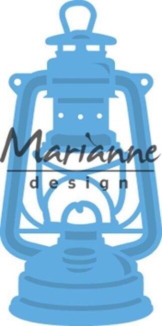 Marianne Designs Craft Die - Hurricane Lamp