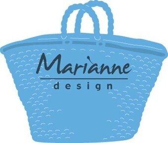 Marianne Design Dies - Beach Bag