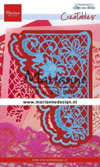 Marianne Design Craftables Anja/'s Flowers