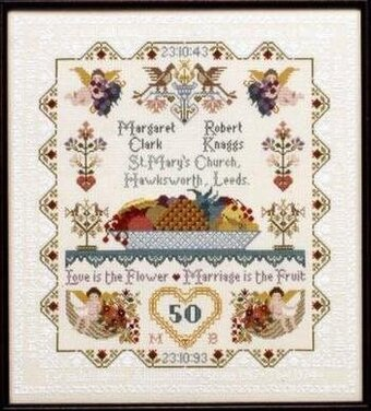 Free Wedding Cross Stitch Patterns « Browse Patterns