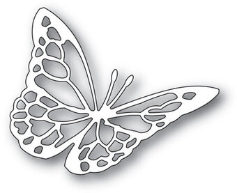 Floating Butterfly - Memory Box Craft Die