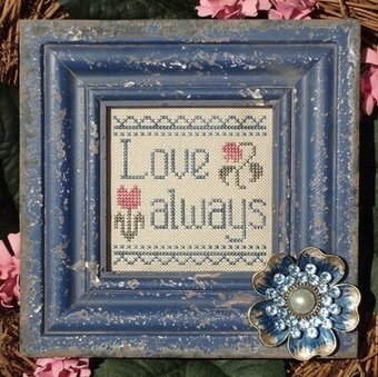 Love Always - Cross Stitch Pattern