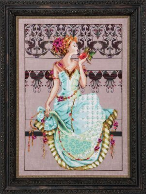 Persephone - Cross Stitch Pattern