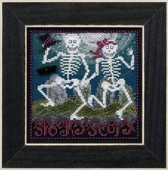 Spooky Scary - Cross Stitch Kit