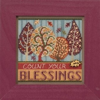 Blessings - Cross Stitch Kit