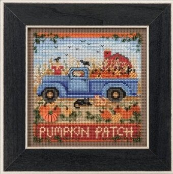 Old Time Harvest - Cross Stitch Kit