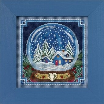 Snow Globe - Cross Stitch Kit