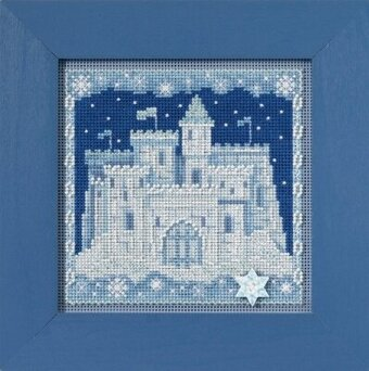 Ice Castle - Cross Stitch Kit