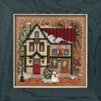 Cobbler - Beaded Cross Stitch Kit