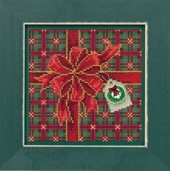 Season of Giving - Beaded Cross Stitch Kit