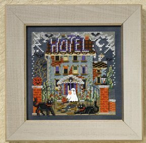 Haunted Hotel - Beaded Cross Stitch Kit