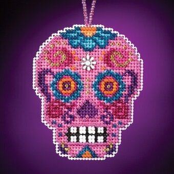 Rosa - Beaded Cross Stitch Kit