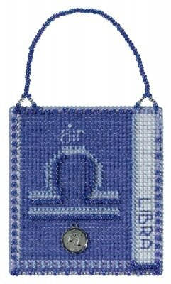 Libra - Beaded Cross Stitch Kit
