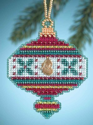 Holly - Beaded Cross Stitch Kit