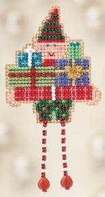 Oli Elf - Beaded Cross Stitch Kit
