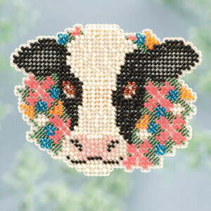 Elsie - Beaded Cross Stitch Kit