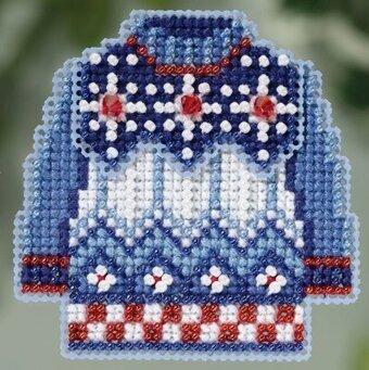 4e2f2942c90ca6 Mill Hill Sweater Weather - Beaded Cross Stitch Kit - 123Stitch.com