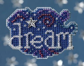 Dream - Beaded Cross Stitch Kit