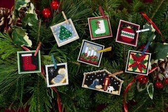 Advent Trilogy Set Three - Beaded Cross Stitch Kit