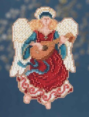 Angelina - Beaded Cross Stitch Kit