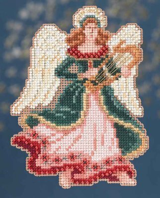 Gabrielle - Beaded Cross Stitch Kit