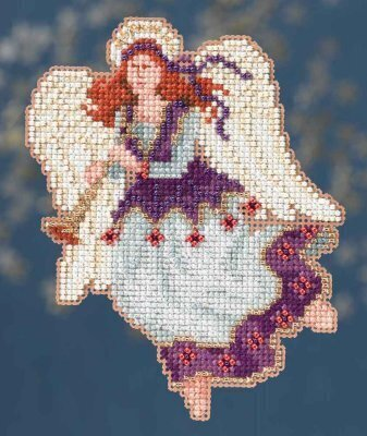 Seraphina - Beaded Cross Stitch Kit