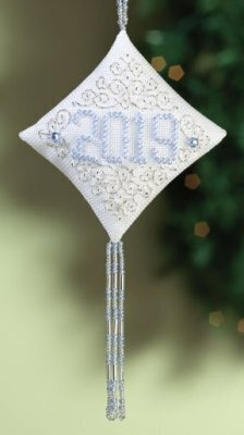 Time to Celebrate - Beaded Cross Stitch Kit
