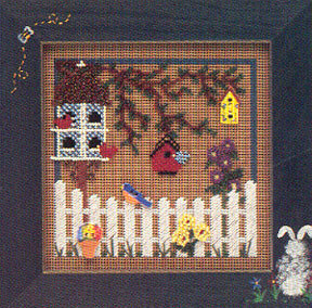 Gathering Place - Beaded Cross Stitch Kit
