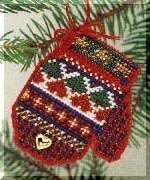 Sampler - Beaded Cross Stitch Kit