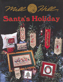 Santa's Holiday - Cross Stitch Pattern