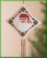 Diamond Ho Ho Cross Stitch Kit