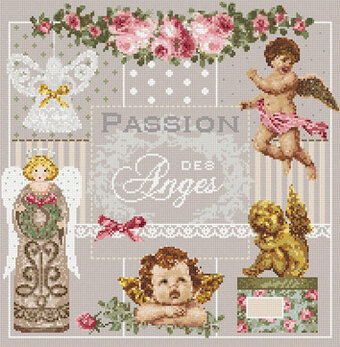 Passion des Anges (Passion of the Angels)