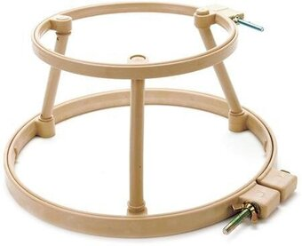 "Lap Stand Combo 7"" And 10"" Hoops"