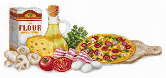 Italian Taste - Cross Stitch Kit