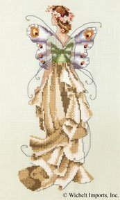 Lilly - Cross Stitch Pattern