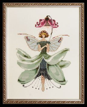 Magnolia - Cross Stitch Pattern