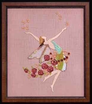 Caprice - Cross Stitch Pattern