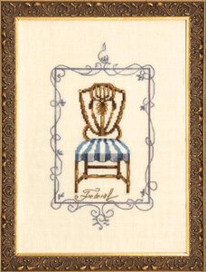 Federal - Cross Stitch Pattern