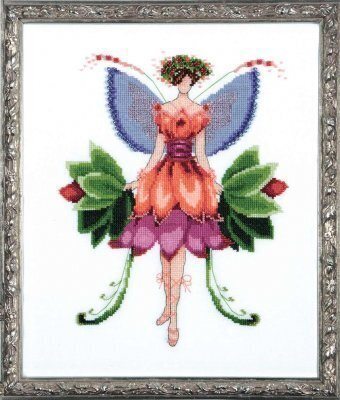Azalea (Pixie Blossom Fairy) - Cross Stitch Pattern