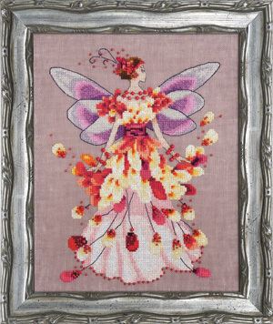 Faerie Spring Fling - Cross Stitch Pattern