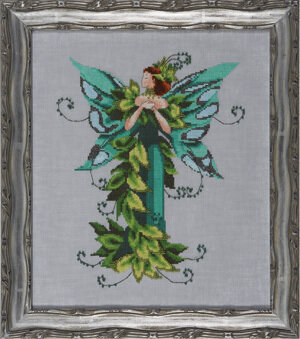 Faerie Summer Love - Cross Stitch Pattern