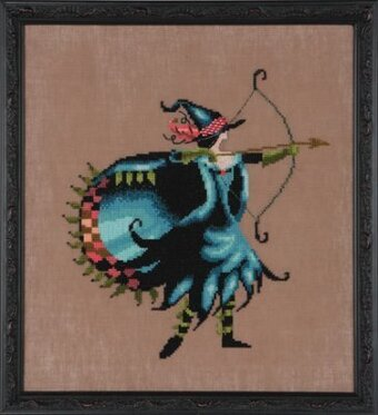 Emi (Bewitching Pixies) - Cross Stitch Pattern