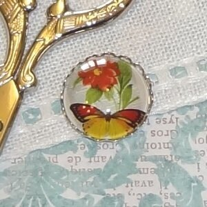 Butterfly Needle Minder