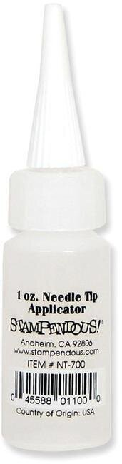 Stampendous 1 Ounce Needle Tip Bottle - Empty