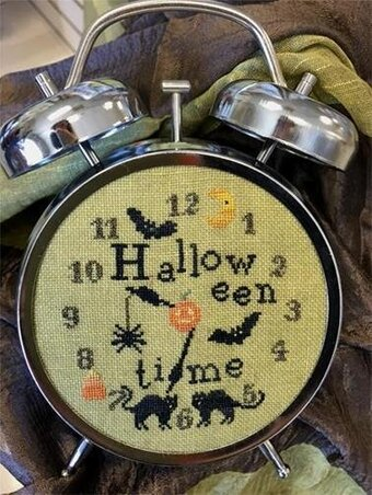 Halloween Time - Cross Stitch Pattern
