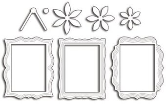 Frames - Penny Black Craft Die
