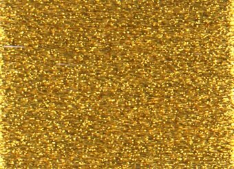 Rainbow Gallery Petite Treasure Braid - PB01 Bright Gold